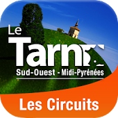 Tarn tourist circuits