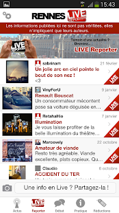 Rennes Live - screenshot thumbnail