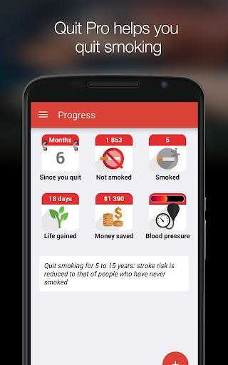 Quit Pro: stop smoking now
