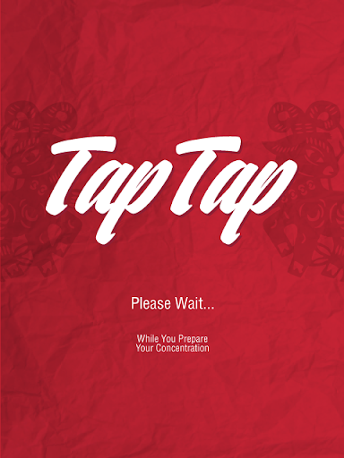 Chinese New Year CNY Tap Tap