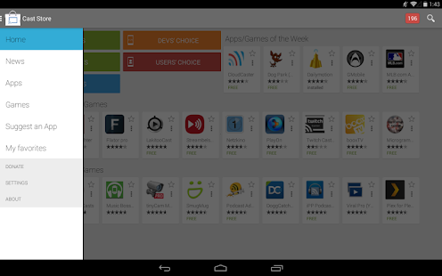 Cast Store for Chromecast Apps Screenshot 25