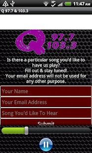 Q 97.7 & 103.3 - screenshot thumbnail