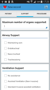 Intensive Care Logbook- screenshot thumbnail