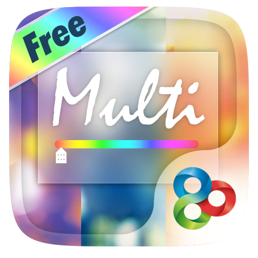 Multi GO Launcher Live Theme