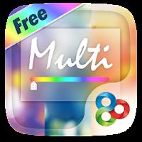 Multi GO Launcher Live Theme 1.0
