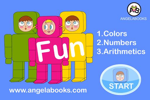 Lalla kids Color Math Number