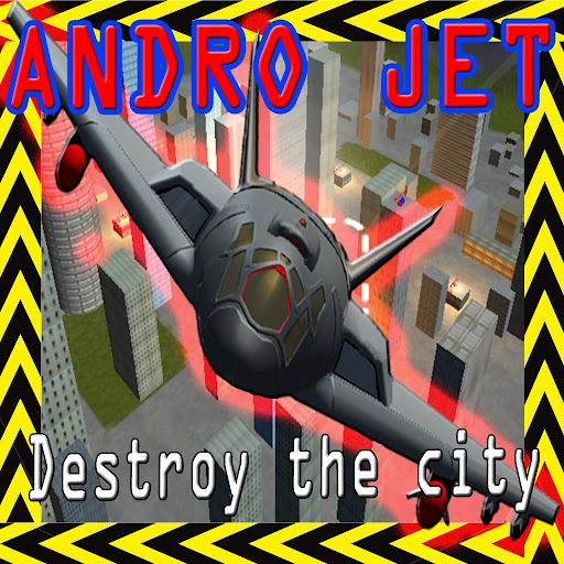 AndroJet Aircraft Simulator