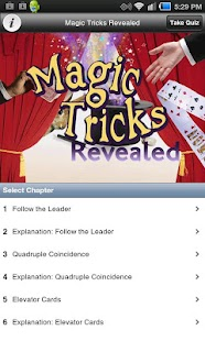 Free Magic Tricks Revealed APK