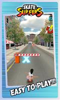 Screenshot of Skate Surfers Free