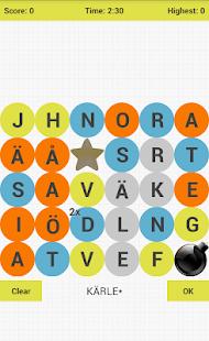 Ordspel - Word Drop