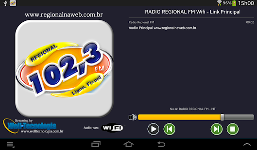 RADIO REGIONAL FM- screenshot thumbnail