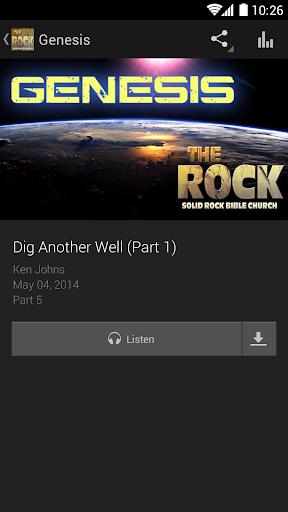 玩教育App|Solid Rock Bible Church免費|APP試玩