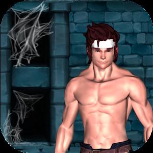 Dungeon Raider: Infinite Run LOGO-APP點子