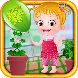 Baby Hazel Earth Day 教育 App-愛順發玩APP