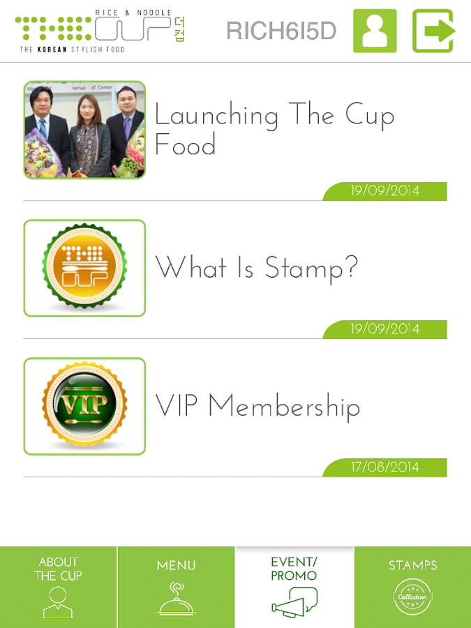 The Cup Food Indonesia- screenshot
