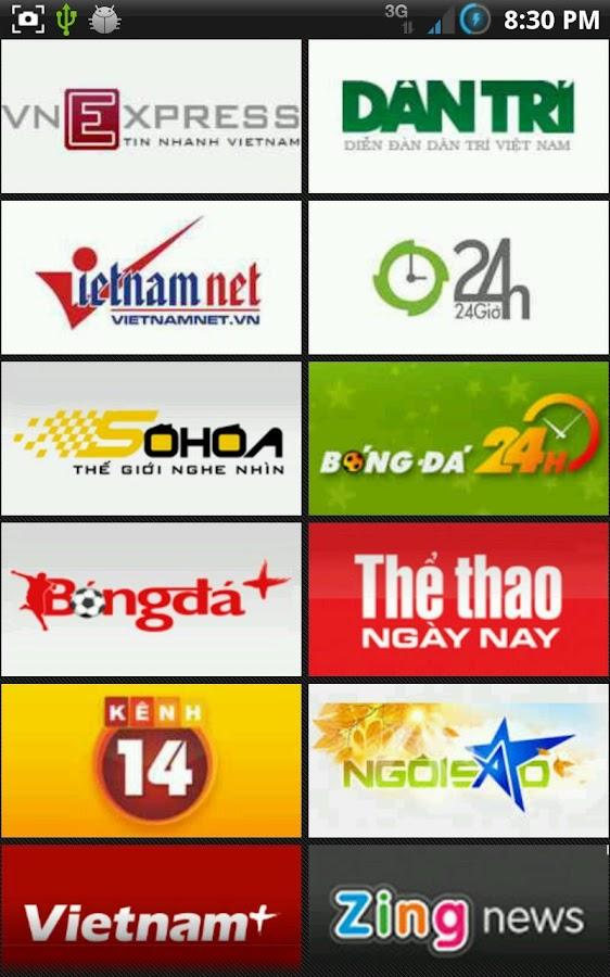 Việt Media - Giải trí tổng hợp- screenshot