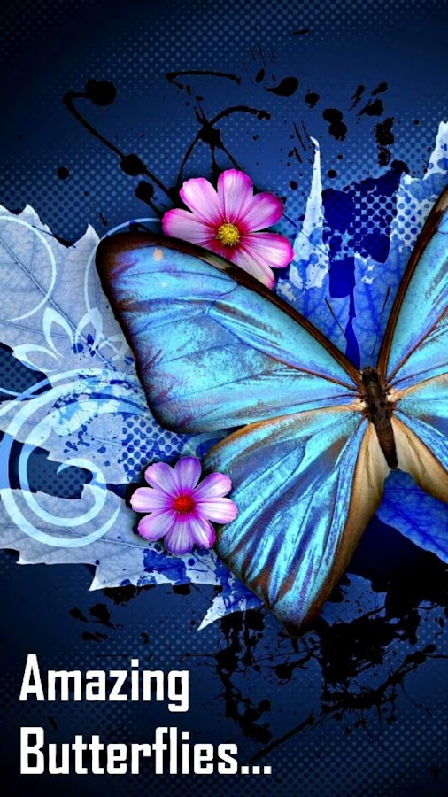 3D Butterfly Wallpapers - Android Apps on Google Play