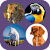 Color Animals 4 Doodle Scratch file APK for Gaming PC/PS3/PS4 Smart TV