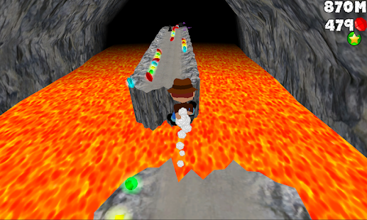 Cave Run 3D - screenshot thumbnail