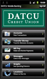 DATCU Mobile Banking - screenshot thumbnail
