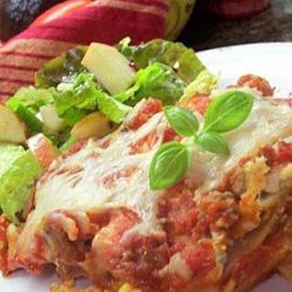 Fabulous Foolproof Lasagna