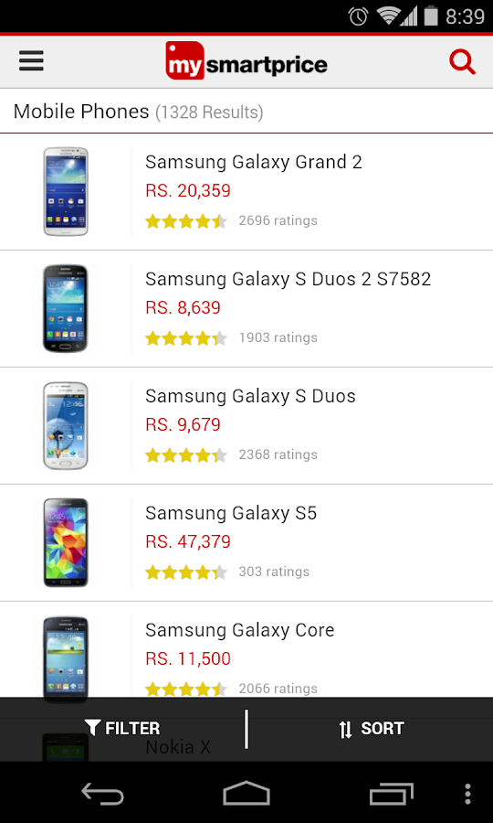 Compare price and shop online android apps on google play for What are some online shopping sites