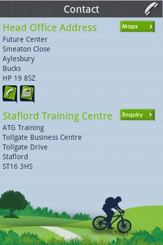ATG Training- screenshot