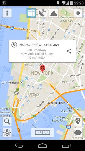 NowaMaps - Maps Tools