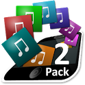 Theme Pack 2 - iSense Music icon