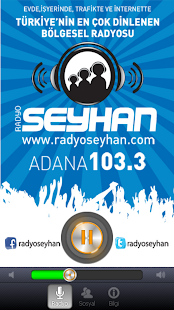 Radyo Seyhan- screenshot thumbnail