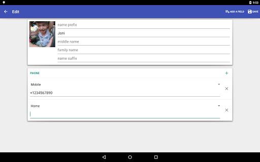 玩免費通訊APP|下載Contacts VCF app不用錢|硬是要APP