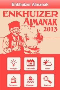 Enkhuizer Almanak 2012 - screenshot thumbnail