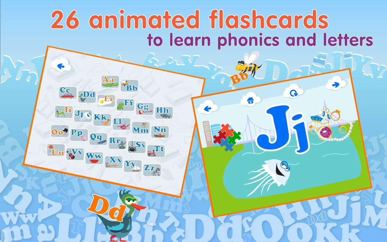 Montessori ABC Games 4 Kids HD - Android Apps on Google Play
