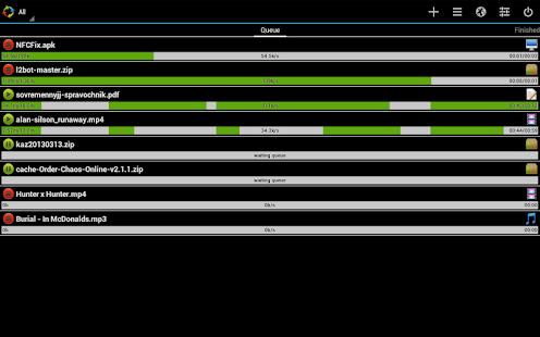 Advanced Download Manager Pro - screenshot thumbnail Android এর জন্য সেরা পেইড ডাউনলোডার ফ্রিতে