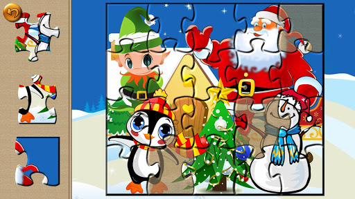Santa Puzzle: Christmas Games for PC