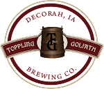 Logo of Toppling Goliath Murph's Irish Red