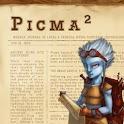 Picma Squared Free logo