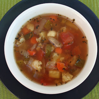 Garden Vegetable Soup Recipe