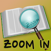 magnifier - zoom in