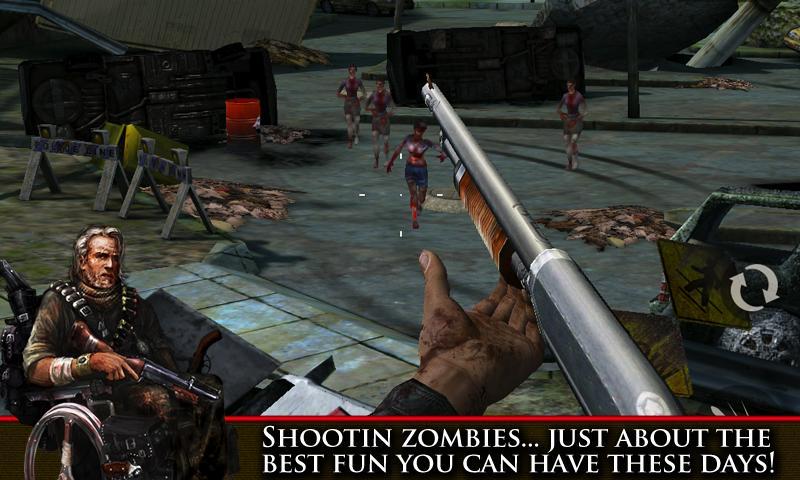 CONTRACT KILLER: ZOMBIES screenshot #4