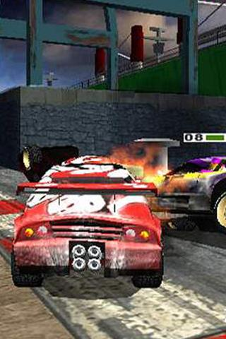 Destruction Derby - screenshot