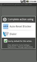 Screenshot of Auto-Reset Blocker