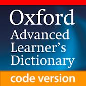 OALD  (code version)