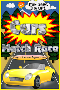 Cars Game For Kids