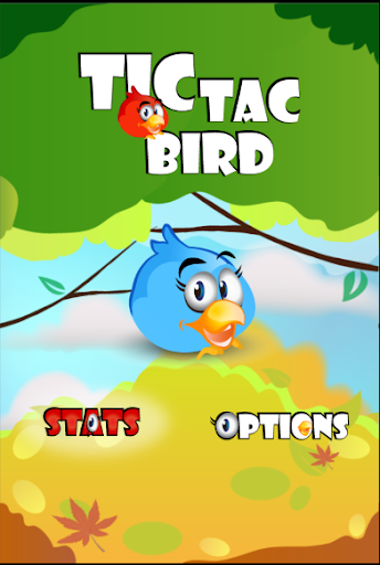 Tic Tac Toe Bird