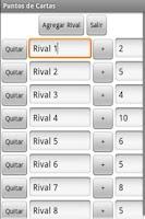 Screenshot of Card Game Counter