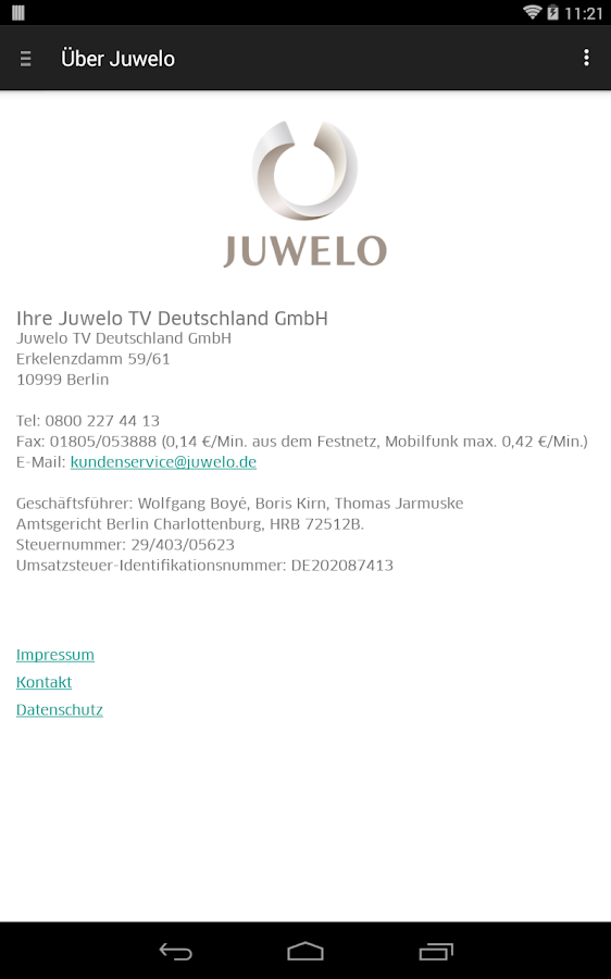 Juwelo- screenshot