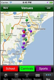 Warners Bay Public School - screenshot thumbnail