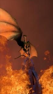 Dragon Live Wallpaper Pro - screenshot thumbnail