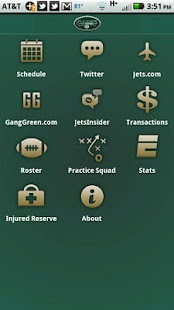 Gang Green - New York Jets - screenshot thumbnail